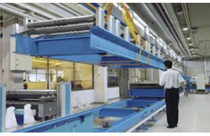 High-Speed Roll Forming Machine