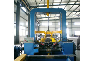 Automatic H Beam Assembly Machine